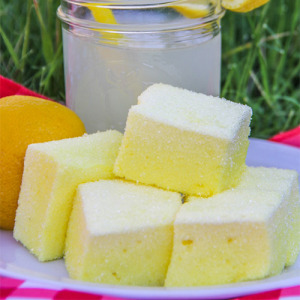 Lemonade-Marshmallows